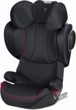CYBEX SOLUTION Z-FIX FERRARI VICTORY BLACK 2021