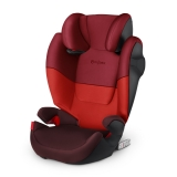 CYBEX SOLUTION M-FIX RUMBA RED 2021