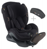 BeSafe iZi Plus X1 Premium Car Interior Black