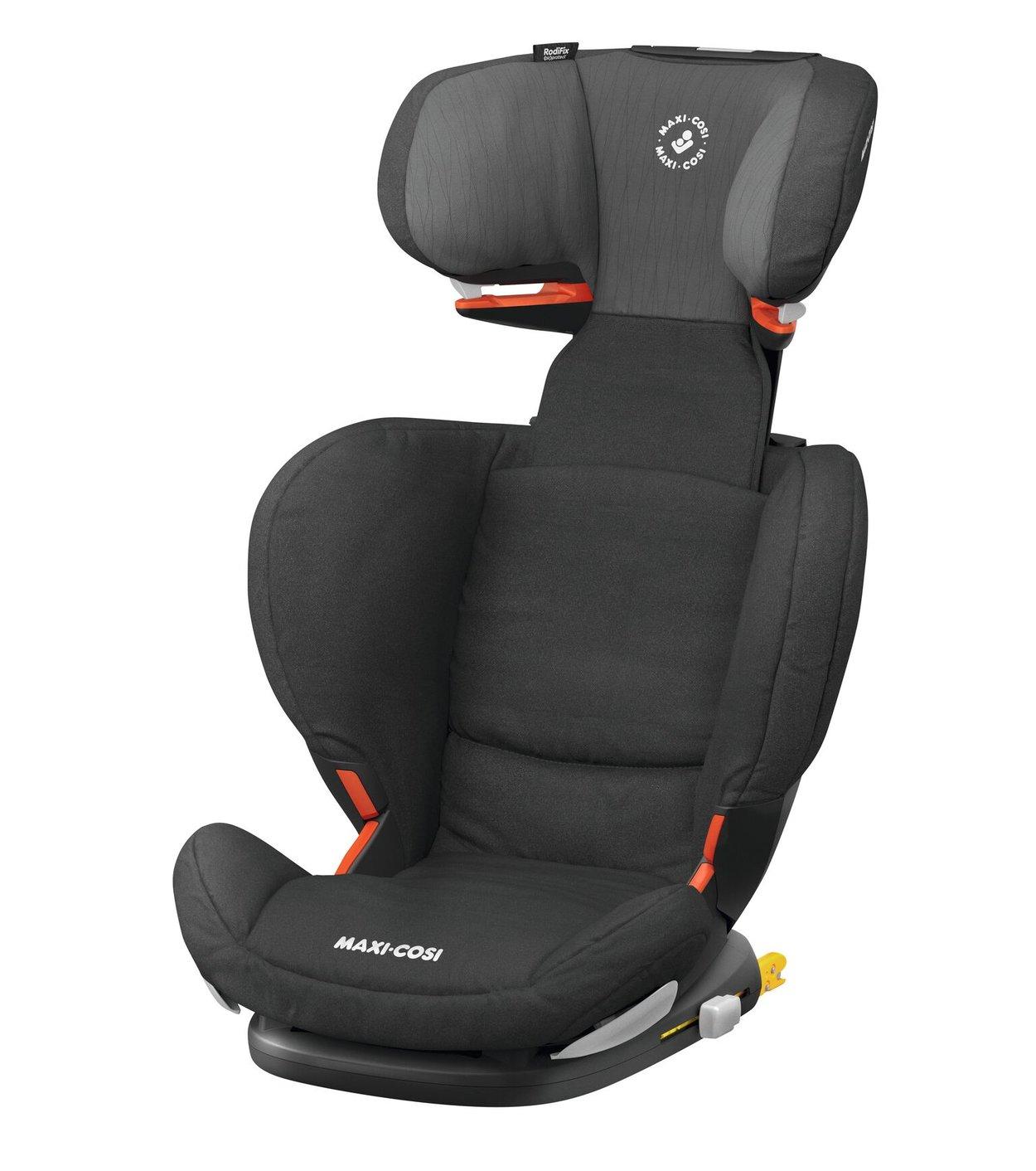 Autosedačka RodiFix AirProtect Frequency Black 15-36kg
