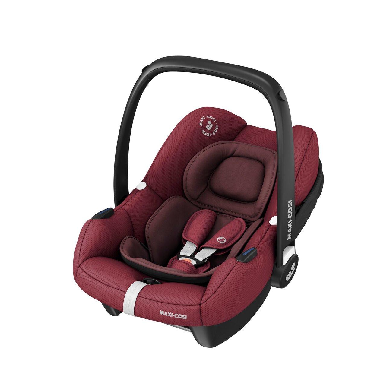 Autosedačka Tinca i-Size 0-13kg Essencial Red