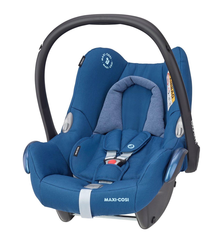 Autosedačka CabrioFix i-Size 0-13kg Essencial Blue