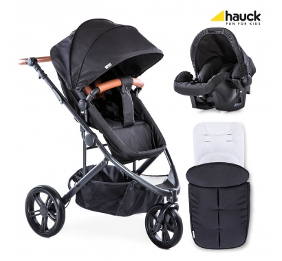 Kombinovaný kočík Hauck Pacific 3 Shop N Drive Set