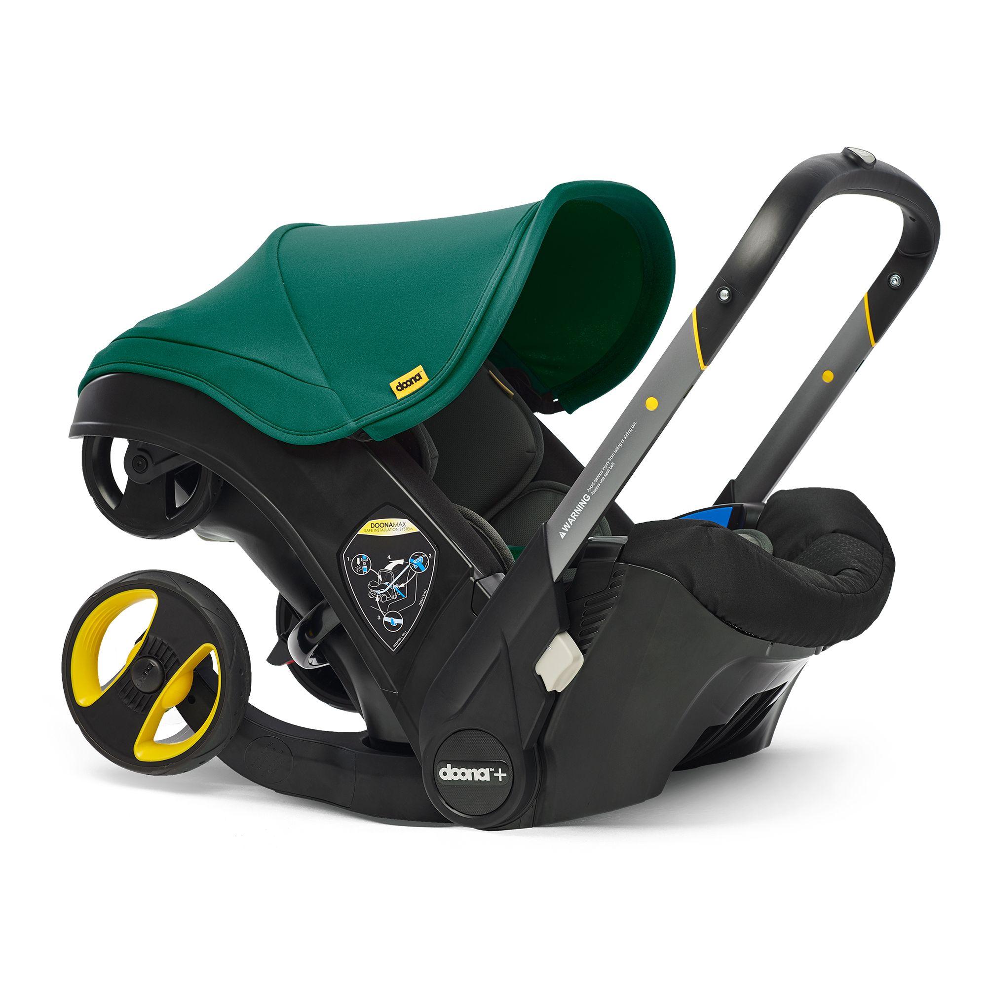 Autosedačka Doona Plus - Racing Green