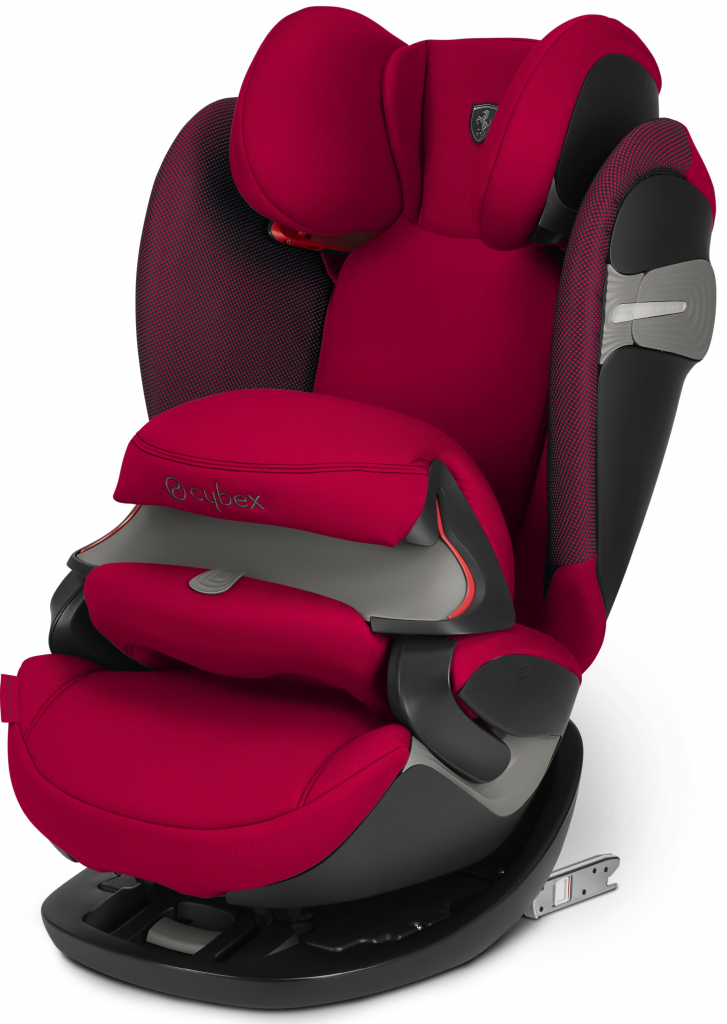 CYBEX PALLAS S-FIX FERRARI RACING RED 2020