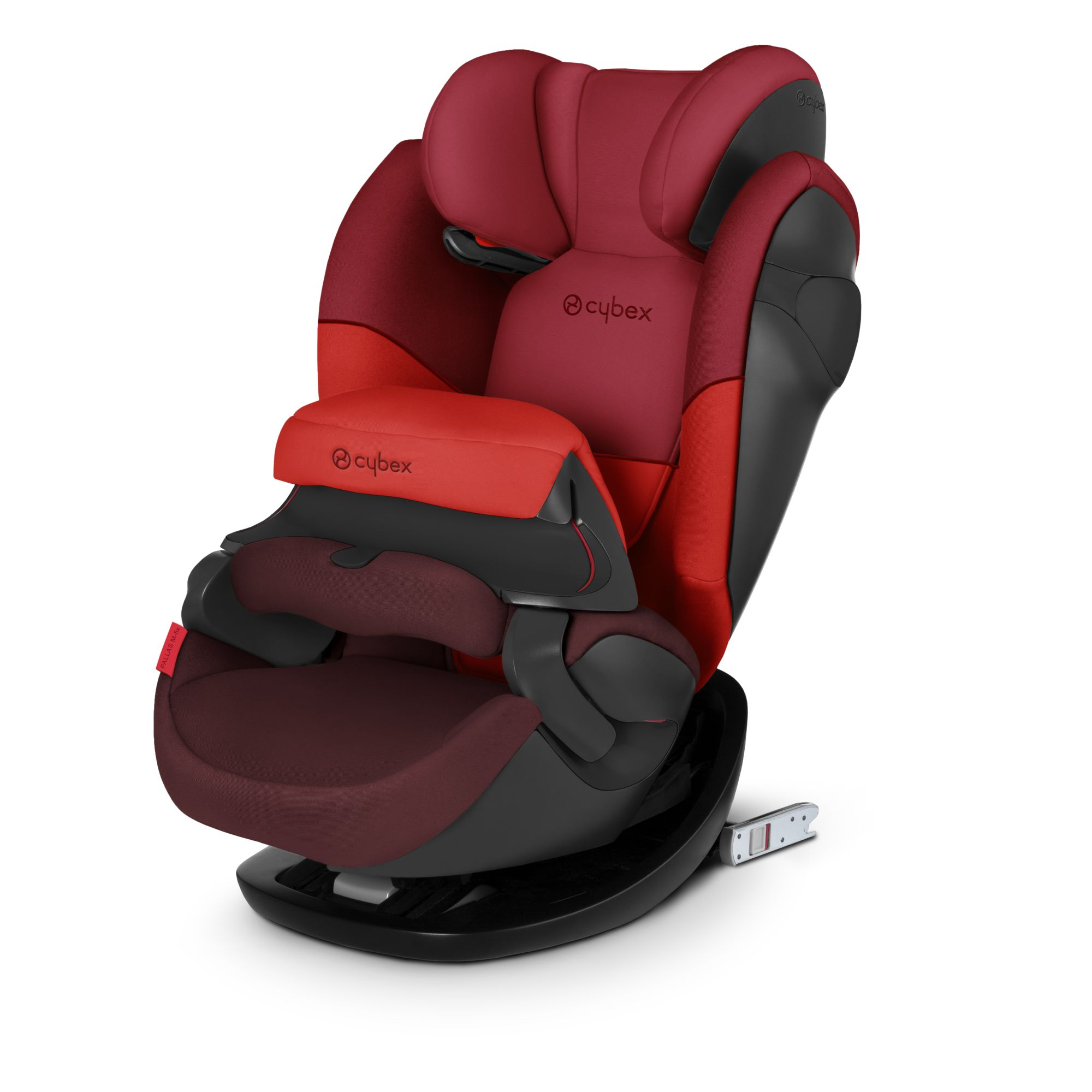 CYBEX PALLAS M-FIX RUMBA RED 2021