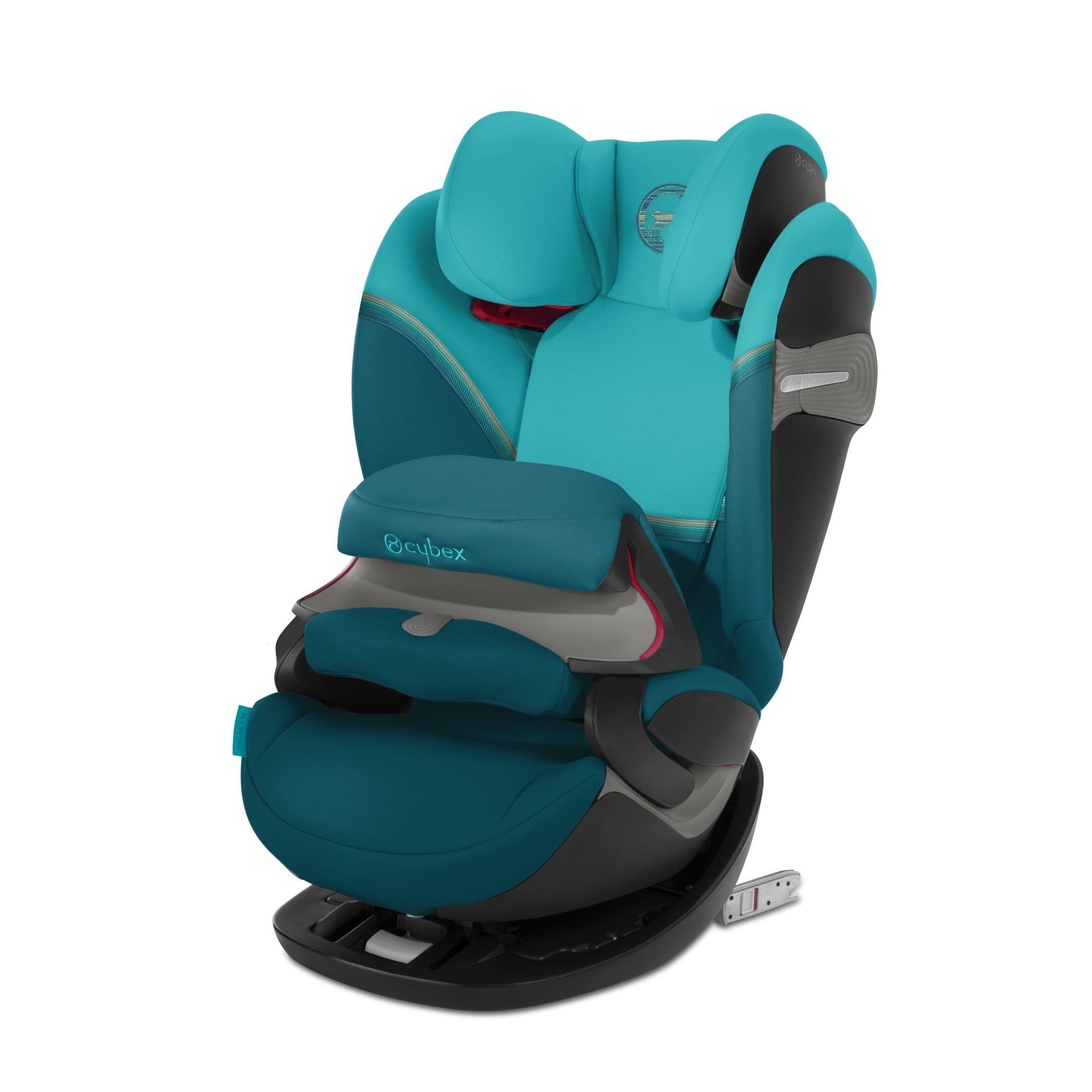 CYBEX PALLAS S-FIX RIVER BLUE 2021