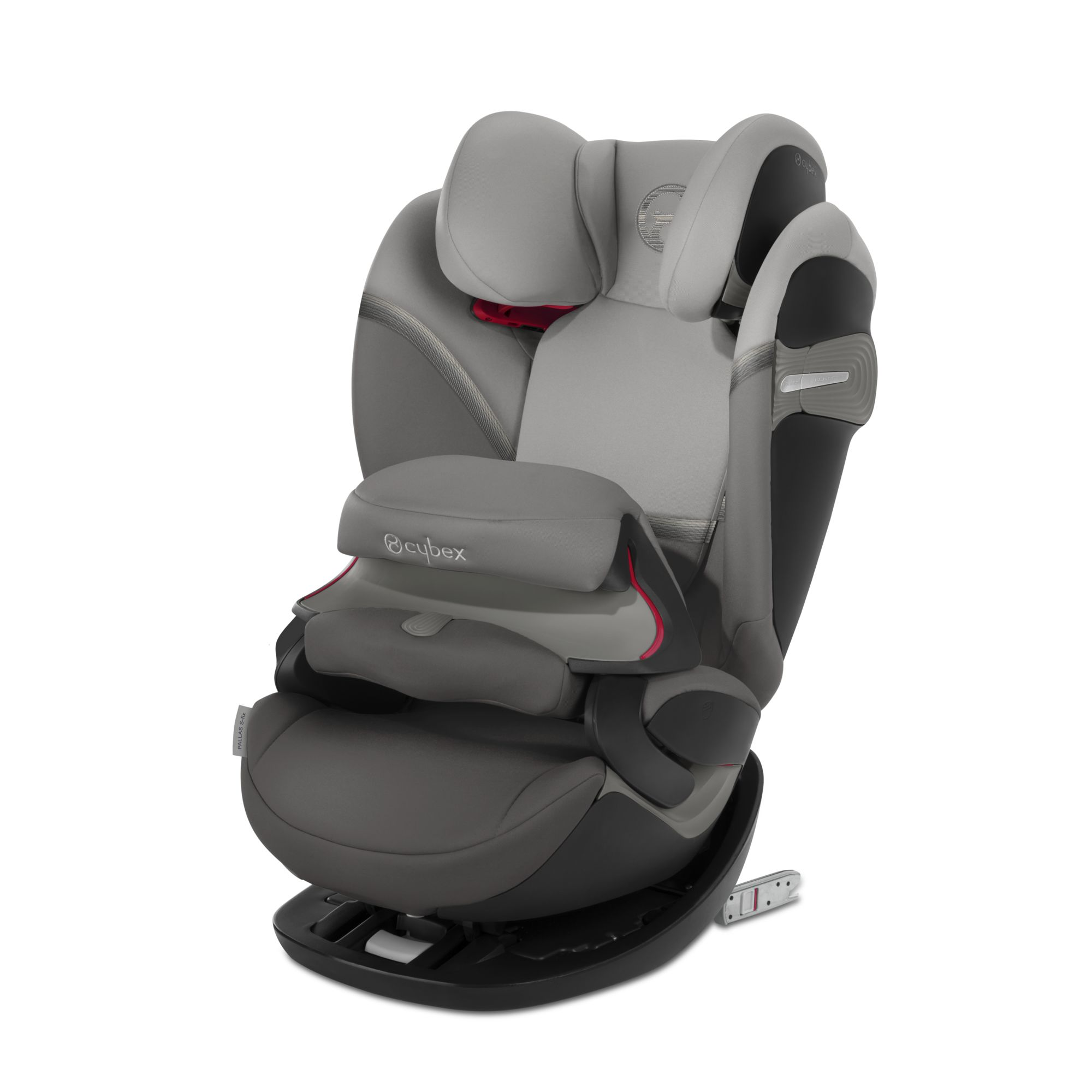 CYBEX PALLAS S-FIX SOHO GREY 2021