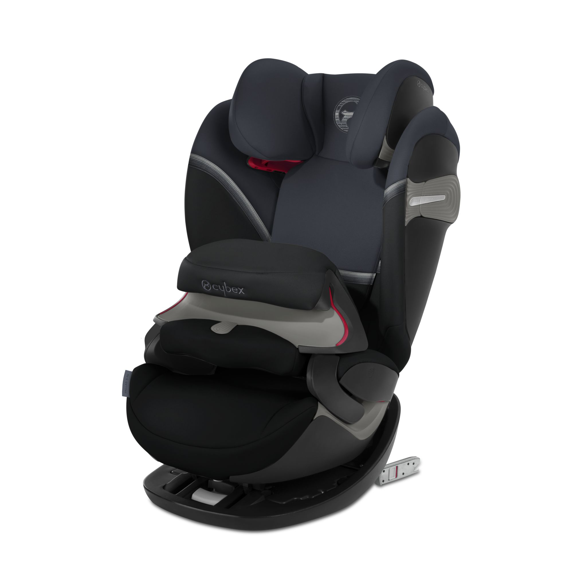CYBEX PALLAS S-FIX GRANITE BLACK 2021