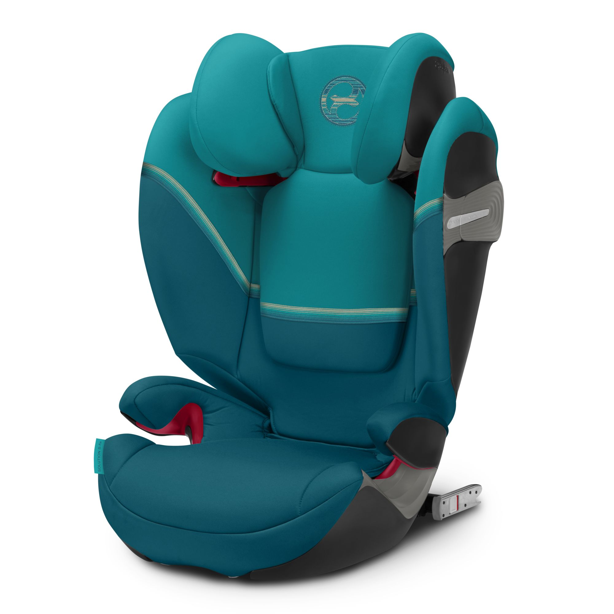 CYBEX SOLUTION S-FIX RIVER BLUE 2021 + DARČEK