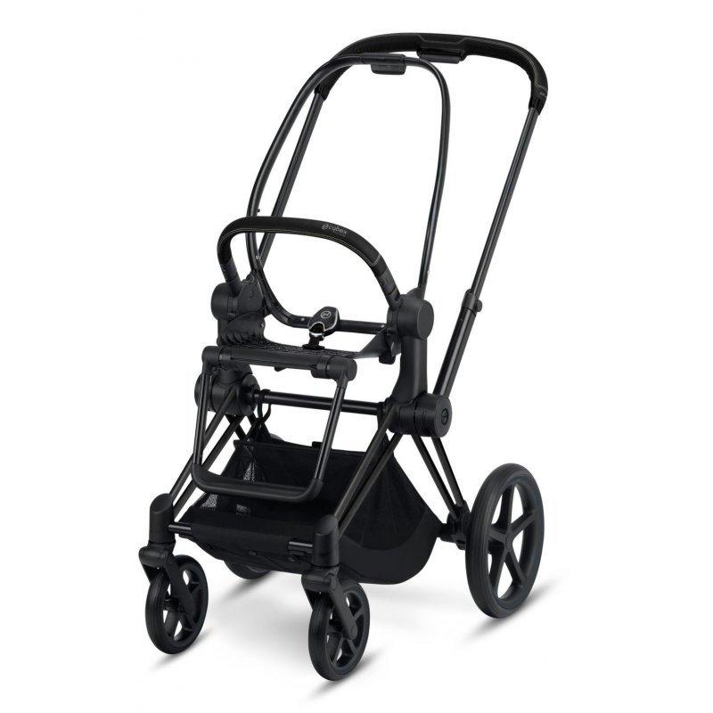 CYBEX PRIAM PODVOZOK MATT BLACK+SEAT 2020 (babystar)