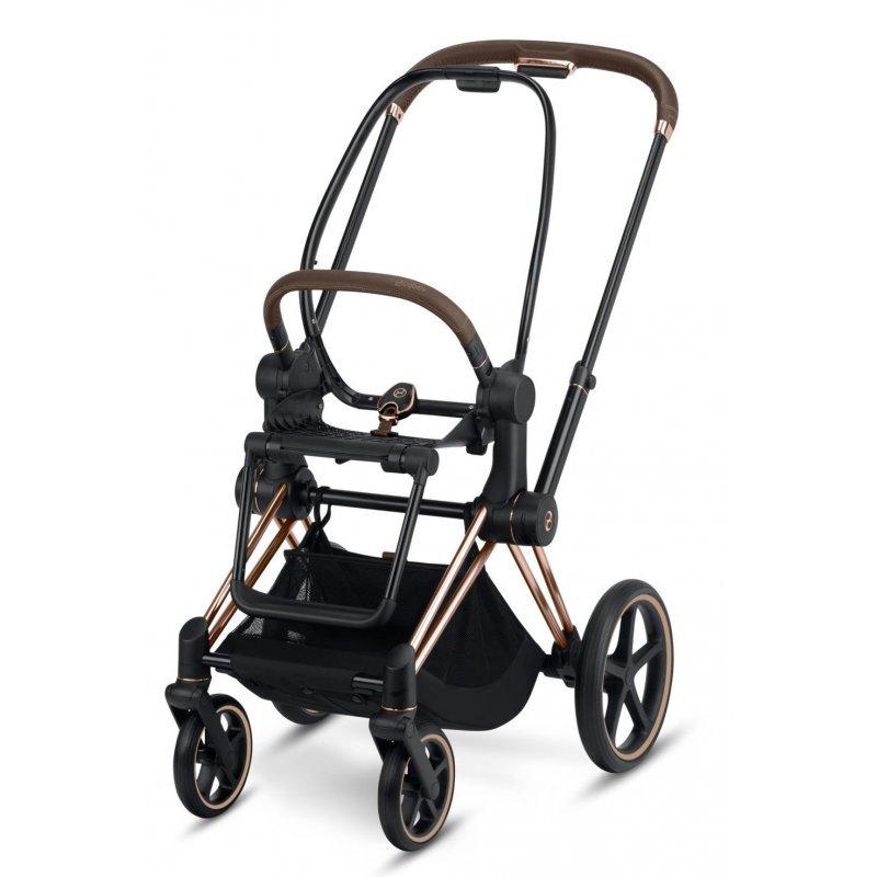 CYBEX PRIAM PODVOZOK ROSEGOLD+SEAT 2020 (babystar)