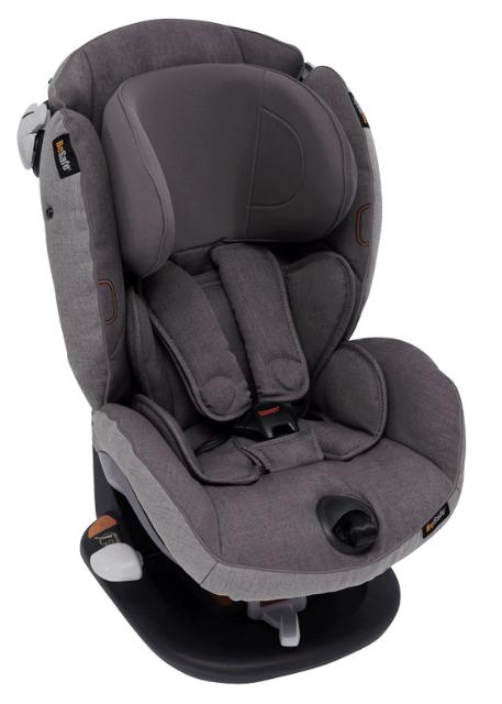 BeSafe iZi Comfort X3 Metallic Mélange (babypoint)