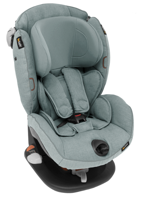 BeSafe iZi Comfort X3 Sea Green Mélange (babypoint)