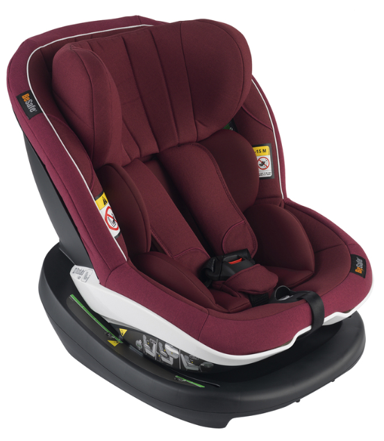 BeSafe iZi Modular 2019 Burgundy Mélange (babypoint)