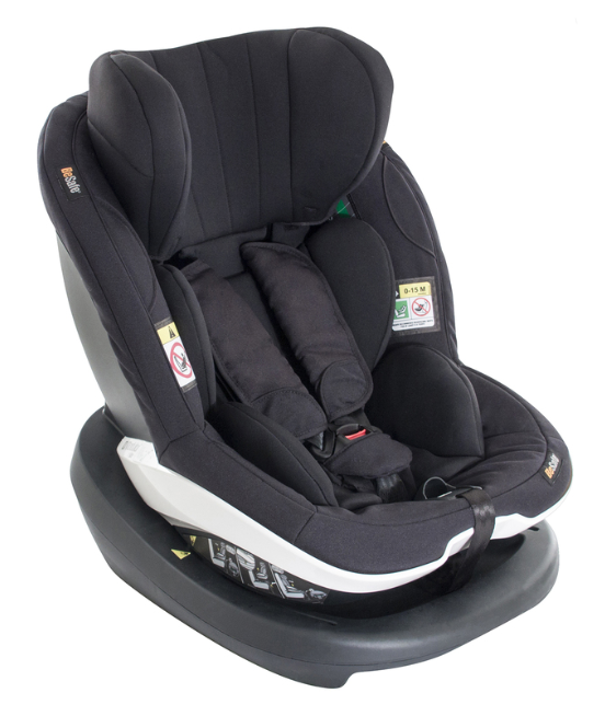 BeSafe iZi Modular 2019 Black Cab (babypoint)