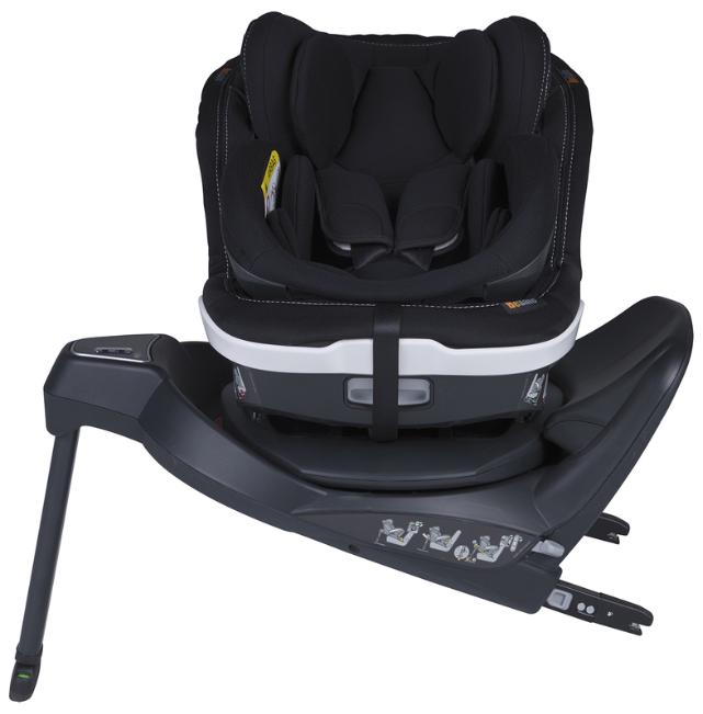 BeSafe iZi Twist B i-Size Premium Car Interior Black (babypoint)
