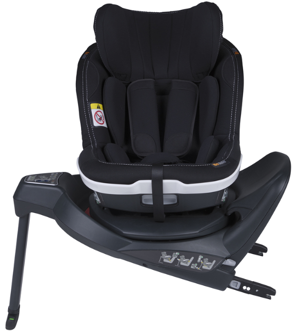 BeSafe iZi Turn i-Size Premium Car Interior Black (babypoint)