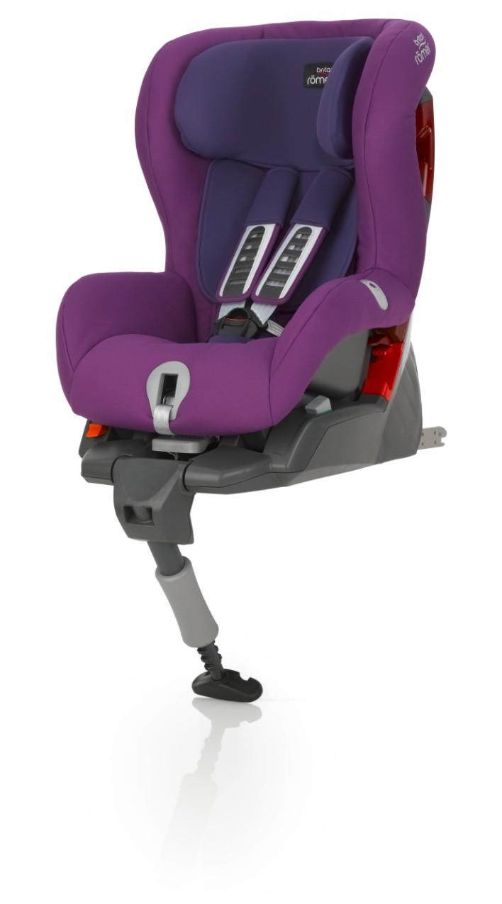 BRITAX Römer - SAFEFIX plus - Mineral purple (babybabo)
