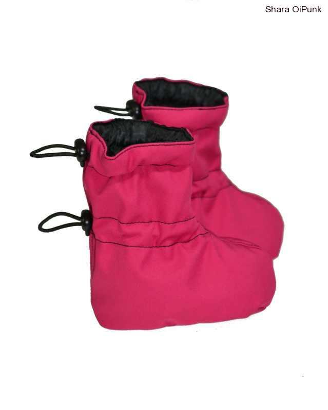 Softshellové capačky ružové s flece podšívkou