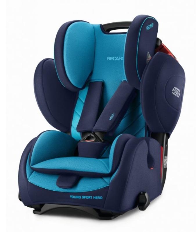 Recaro Young Sport HERO autosedačka - Core Xenon Blue
