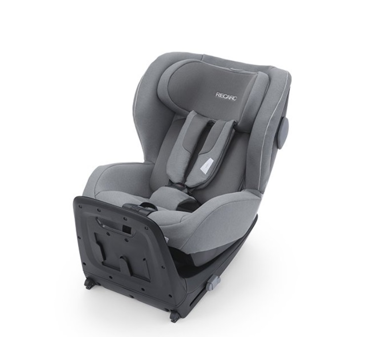 Recaro Kio i-Size autosedačka s isofix base- Prime Silent Grey