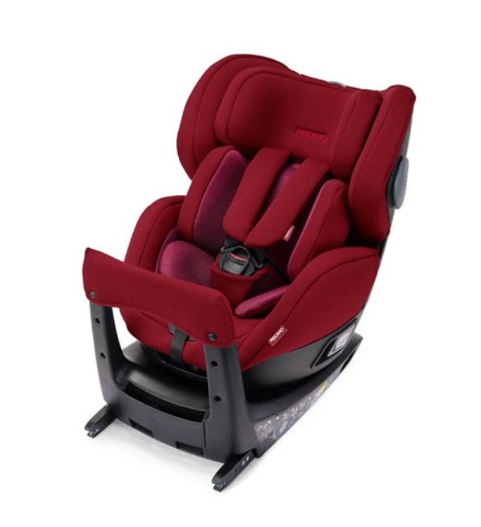 Recaro Salia i-size autosedačka -Select Garnet Red