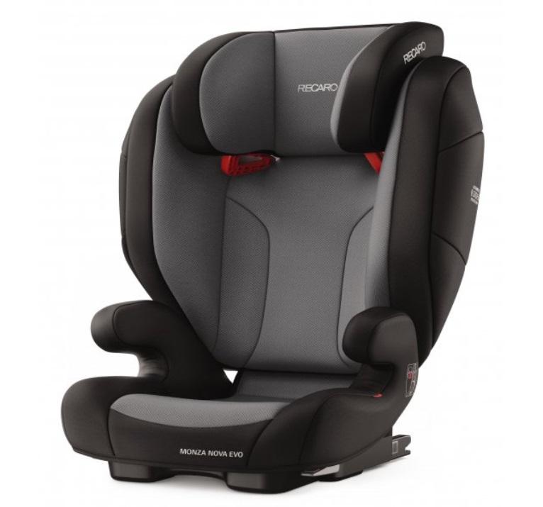 Recaro Monza Nova Evo Seatfix autosedačka - Core Carbon Black
