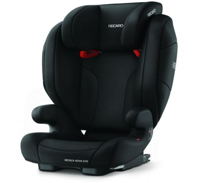 Recaro Monza Nova Evo Seatfix autosedačka - Core Performance Black