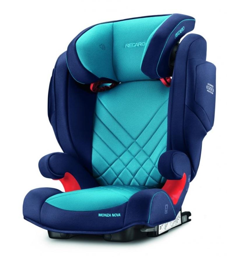 Recaro Monza NOVA 2 Seatfix autosedačka - Core Xenon Blue