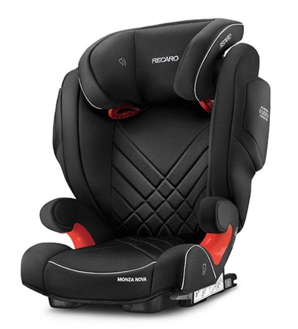 Recaro Monza NOVA 2 Seatfix autosedačka -Core Performance Black