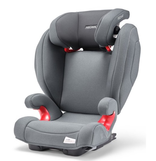 Recaro Monza NOVA 2 Seatfix autosedačka - Prime Silent Grey