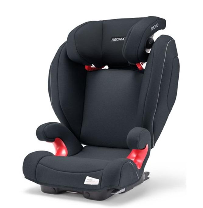 Recaro Monza NOVA 2 Seatfix autosedačka - Prime Mat Black
