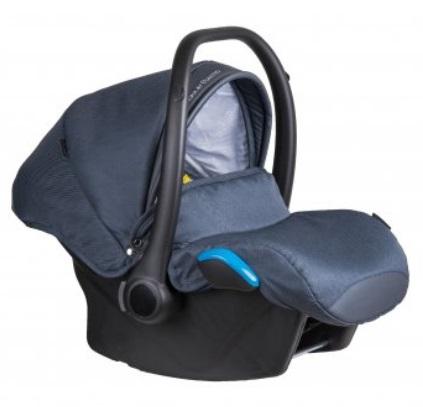 Detská autosedačka Coletto Verona 0-13 kg - temne modrá