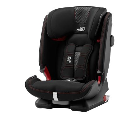 BRITAX RÖMER Advansafix IV R - cool flow black