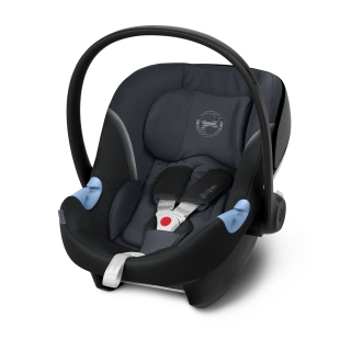 CYBEX ATON M GRANITE BLACK 2021