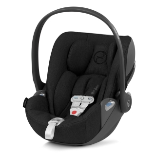 CYBEX CLOUD Z I-SIZE SENSORSAFE DEEP BLACK 2021