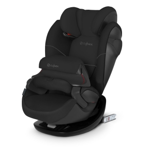 CYBEX PALLAS M-FIX PURE BLACK 2020