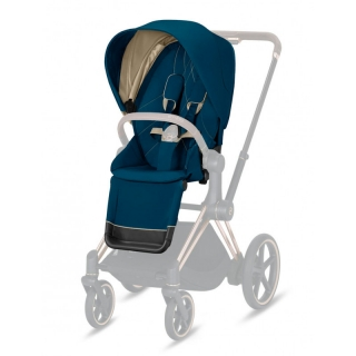 CYBEX PRIAM SEAT PACK MOUNTAIN BLUE 2021