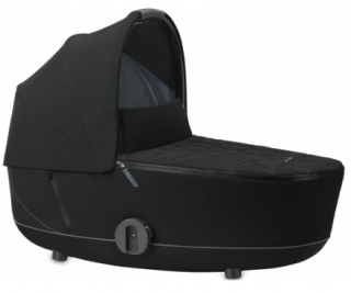 CYBEX MIOS LUX CARRY COT DEEP BLACK 2021