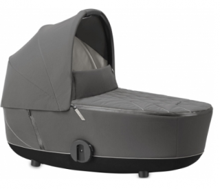 CYBEX MIOS LUX CARRY COT SOHO GREY 2021