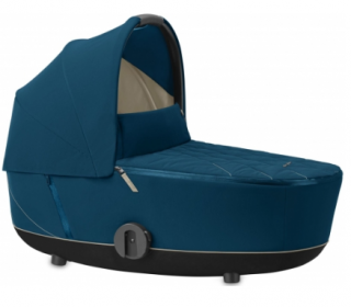 CYBEX MIOS LUX CARRY COT MOUNTAIN BLUE 2021
