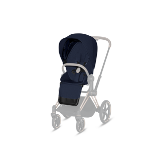 CYBEX PRIAM SEAT PACK MIDNIGHT BLUE PLUS 2021