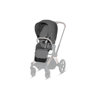 CYBEX PRIAM SEAT PACK MANHATTAN GREY PLUS 2021