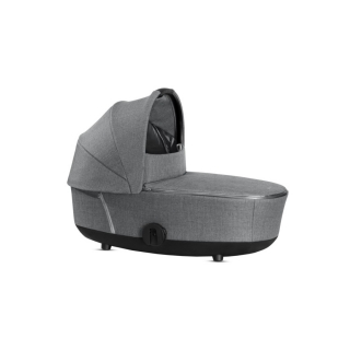 CYBEX MIOS LUX CARRY COT MANHATTAN GREY PLUS 2021