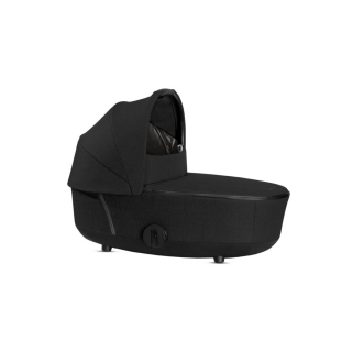 CYBEX MIOS LUX CARRY COT STARDUST BLACK PLUS 2021