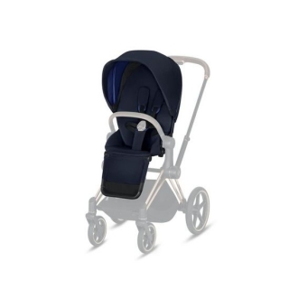 CYBEX PRIAM SEAT PACK INDIGO BLUE 2021