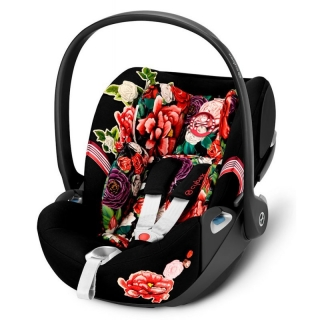CYBEX CLOUD Z I-SIZE FASHION SPRING BLOSSOM DARK 2021