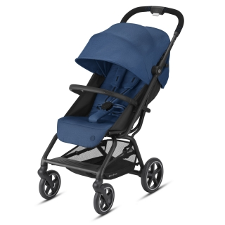 CYBEX EEZY S+ 2 BLACK NAVY BLUE 2021
