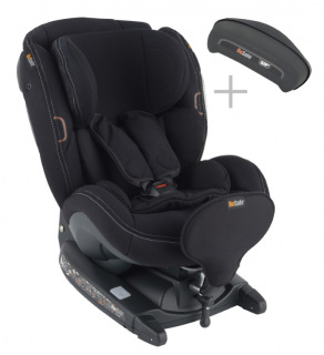 BeSafe iZi Kid i-Size X3 Premium Car Interior Black